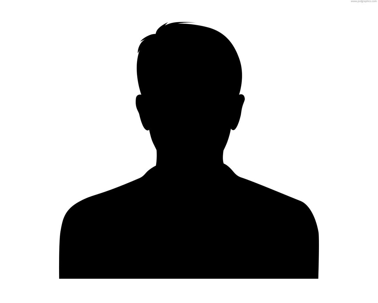 Silhouette Mann